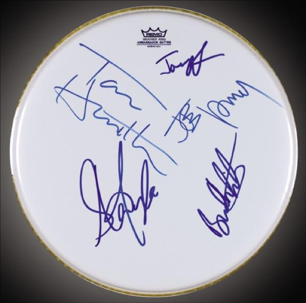 Aerosmith Autograph Ex...