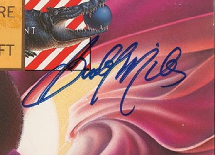 Buddy Miles Autograph Examples