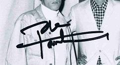 Pete Townshend autograph 1