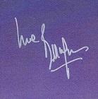 bill wyman autograph 1999