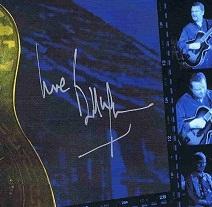 bill wyman autograph 2000