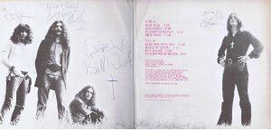 black sabbath autographs 2
