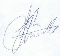 john entwistle autograph 1
