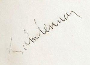 john lennon autograph 1965