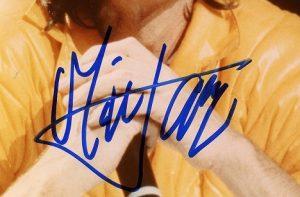 mick jagger autograph beckett