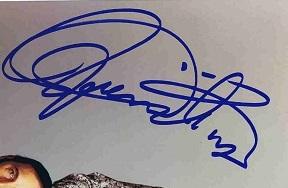 roger daltrey autograph 2
