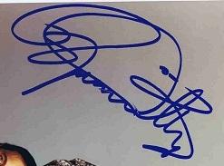 roger daltrey autograph 5