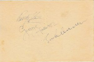 The Beatles Autographs 1967