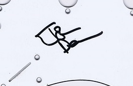 John Deacon autograph 2