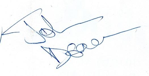 John Deacon autographs queen